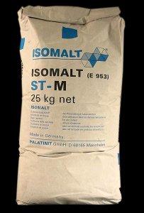 """Isomalt - Zuckeraustauschstoff """"ST M"""", grob, 0,5 - 3,5mm, 25 kg"""