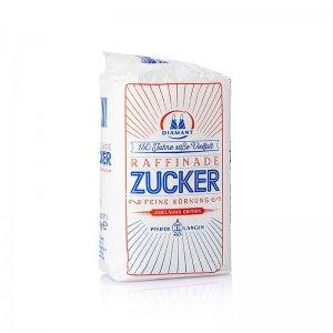 Raffinade-Zucker, fein, 1 kg
