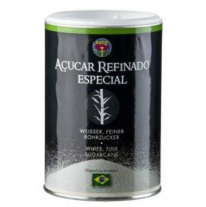 Rohr-Zucker Spezial, weiß, fein für Cocktails, Brasilien, 250 g