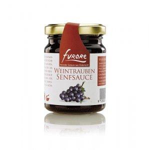 Furore - Weintrauben-Senf-Sauce, 180 g