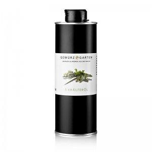 Öle auf Raps-, Oliven- und Sonnenblumenbasis - Würzöle